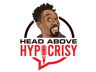 Head Above Hypocrisy logo design