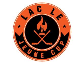 Lac Le Jeune Cup logo design by MUSANG
