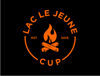 Lac Le Jeune Cup logo design by hopee