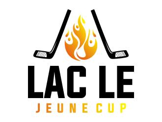 Lac Le Jeune Cup logo design by JessicaLopes