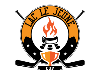 Lac Le Jeune Cup logo design by boybud40