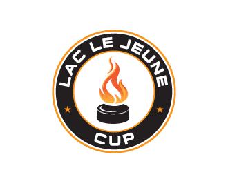 Lac Le Jeune Cup logo design by bluespix