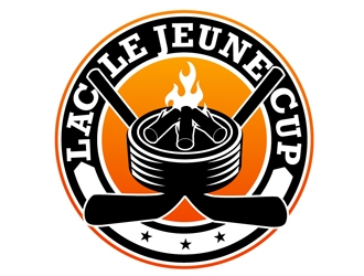 Lac Le Jeune Cup logo design by DreamLogoDesign