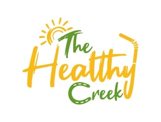 The Healthy Creek logo design