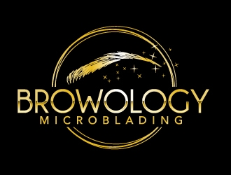 Browology logo design