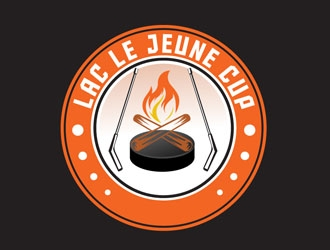 Lac Le Jeune Cup logo design by frontrunner