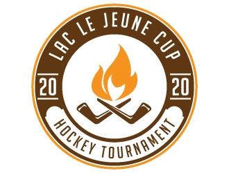 Lac Le Jeune Cup logo design by jaize