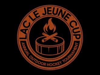 Lac Le Jeune Cup logo design by aRBy