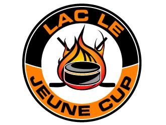 Lac Le Jeune Cup logo design by axel182