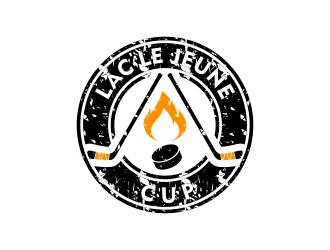 Lac Le Jeune Cup logo design by done