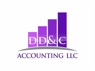 DD&C Accounting LLC logo design winner