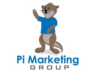 Pi Marketing Group logo design