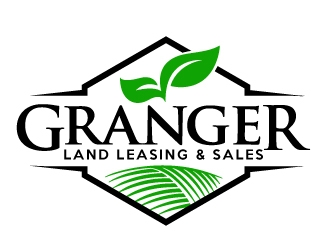 Granger Land Leasing and Sales logo design winner