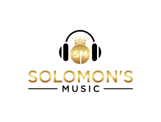 Solomons Music logo design winner