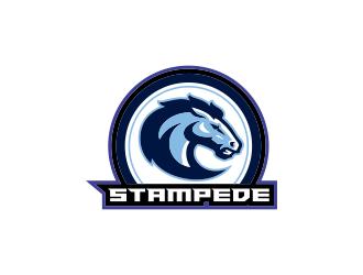 STAMPEDE logo design by oke2angconcept