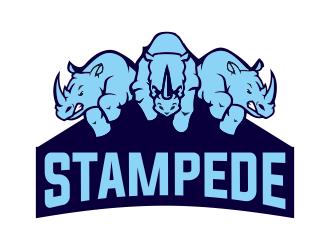 STAMPEDE logo design by JessicaLopes