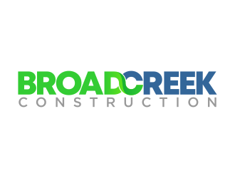 Broad Creek Remodeling logo design
