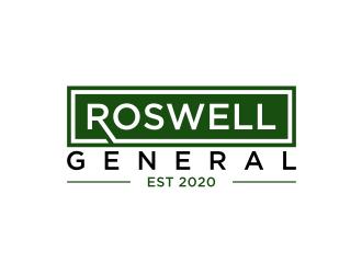 Roswell General  logo design