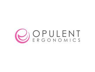 Opulent Ergonomics logo design