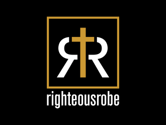 righteousrobe logo design