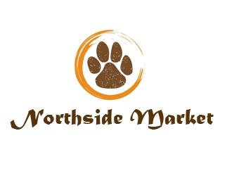 The Northside Market logo design by gilkkj