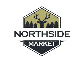The Northside Market logo design by kunejo