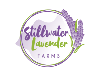 Stillwater Lavender Farms logo design