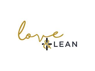 Love & LEAN logo design winner