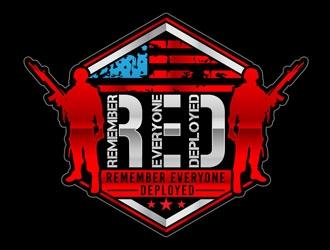REMEMBER EVERYONE DEPLOYED logo design