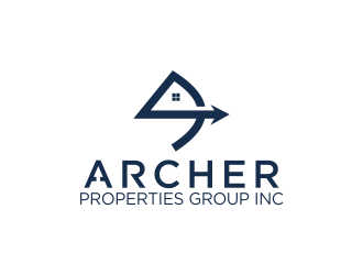 Archer Properties Group Inc. logo design