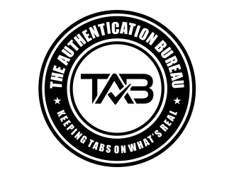 The Authentication Bureau logo design