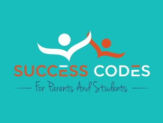 Success Codes for Parents and Students logo design winner