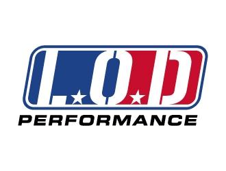 L.O.D performance  logo design winner