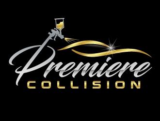 Premiere Collision logo design