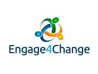 Engage4Change logo design