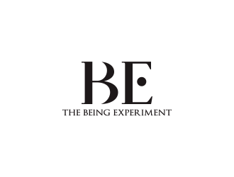 The Being Experiment logo design
