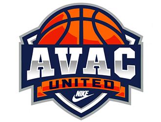AVAC UNITED logo design winner