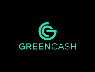 GreenCash logo design
