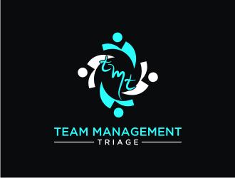 Team Management Triage logo design winner