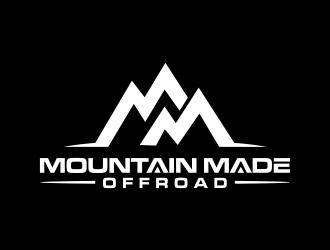 Mountain Made Offroad logo design winner