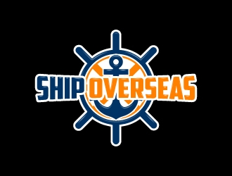 Ship Overseas logo design