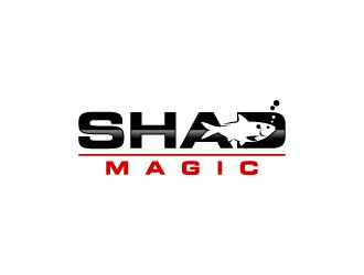 Shad Magic logo design