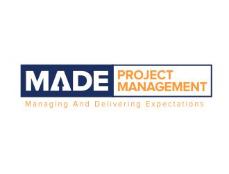MADE project management  logo design winner