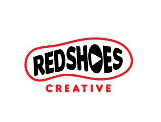 Red Shoes Creative logo design