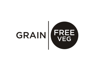 GrainFreeVeg logo design