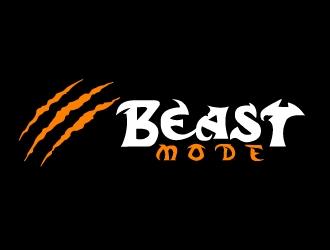BEAST MODE logo design