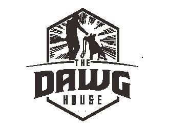 The DAWGhouse logo design
