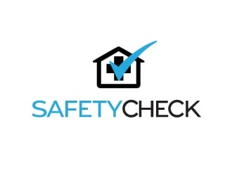 Housecheck logo design