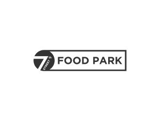 7th Street Food Park logo design by arturo_