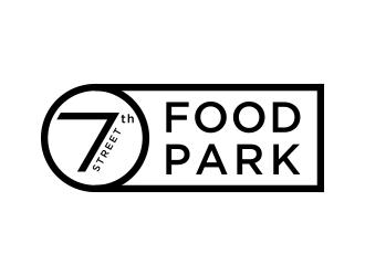 7th Street Food Park logo design by salis17